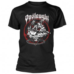 Tricou Onslaught: Power From Hell