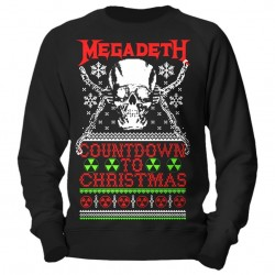 Bluza Megadeth: Countdown To Christmas