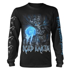 Tricou Maneca Lunga Iced Earth: 30th Anniversary