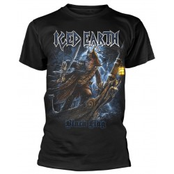 Tricou Iced Earth: Black Flag