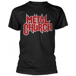 Tricou Metal Church: Logo