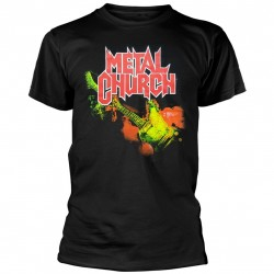 Tricou Metal Church: Metal Church