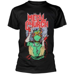 Tricou Metal Church: Fake Healer