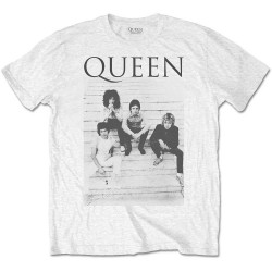 Tricou Queen: Stairs