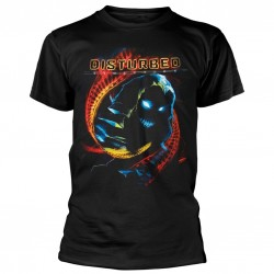 Tricou Disturbed: DNA Swirl