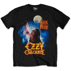 Tricou Ozzy Osbourne: Bark At The Moon