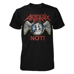 Tricou Anthrax: Not Wings