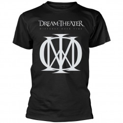 Tricou Dream Theater: Distance Over Time Logo