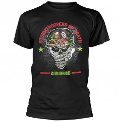 Tricou S.O.D. (Stormtroopers Of Death): Helmet Head