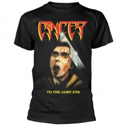Tricou Cancer: To The Gory End
