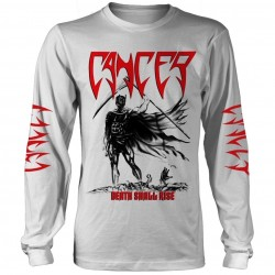 Tricou Maneca Lunga Cancer: Death Shall Rise
