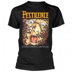 Tricou Pestilence: Consuming Impulse