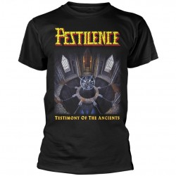 Tricou Pestilence: Testimony Of The Ancients