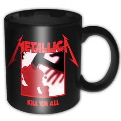 Cana Metallica: Kill 'Em All