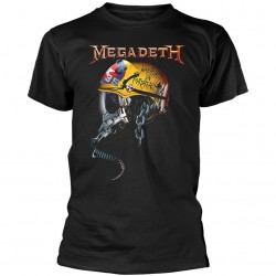 Tricou Megadeth: Full Metal Vic