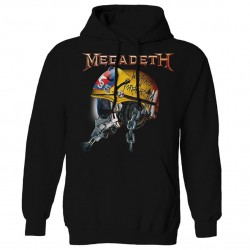 Hanorac Megadeth: Full Metal Vic