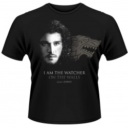 Tricou Game Of Thrones: Watcher On The Walls