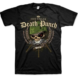 Tricou Five Finger Death Punch: War Head