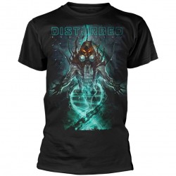 Tricou Disturbed: Evolve 2