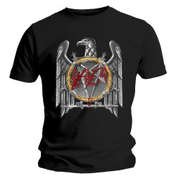 Tricou Slayer: Silver Eagle