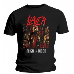 Tricou Slayer: Reign in Blood