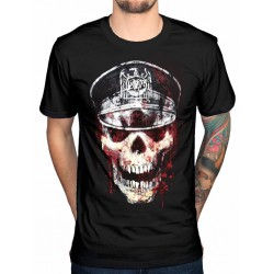 Tricou Slayer: Skull Hat