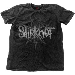 Tricou Slipknot: Logo Star