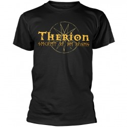 Tricou Therion: Secret Of The Runes