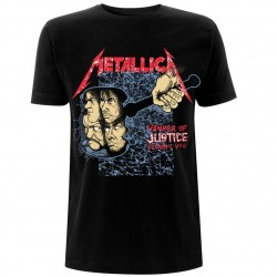 Tricou Metallica: Hammer Of Justice
