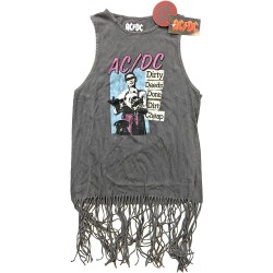 Maiou Tip Rochie AC/DC: Dirty Deeds Done Dirt Cheap