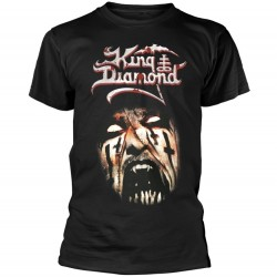 Tricou King Diamond: Puppet Master Face