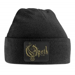 Caciula Opeth: Gold Logo