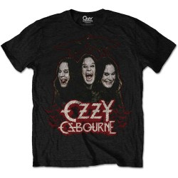 Tricou Ozzy Osbourne: Crows And Bats