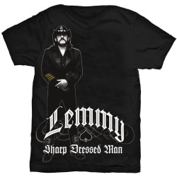 Tricou Lemmy: Sharp Dressed Man