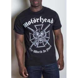 Tricou Motorhead: Iron Cross