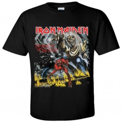 Tricou Iron Maiden: Number Of The Beast