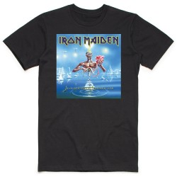 Tricou Iron Maiden: Seventh Son Box