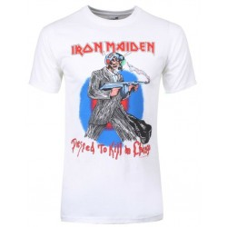 Tricou Iron Maiden: Chicago Mutants
