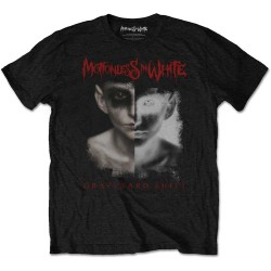 Tricou Motionless In White: Split Screen