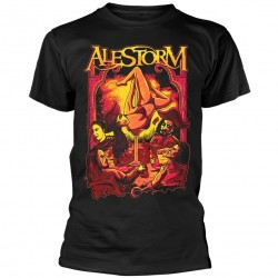 Tricou Alestorm: Surrender The Booty