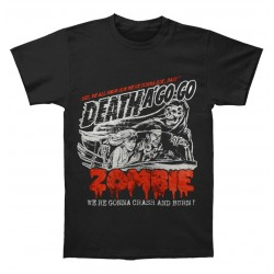 Tricou Rob Zombie: Zombie Crash