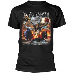 Tricou Iced Earth: Something Wicked