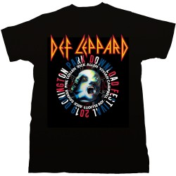 Tricou Def Leppard: Download Fest 2019
