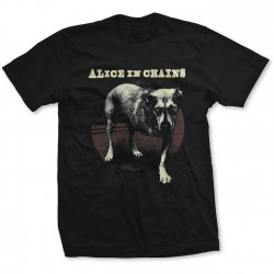 Tricou Alice In Chains: Three Legged Dog