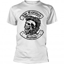 Tricou The Exploited: Scotland
