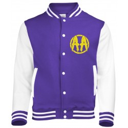 Geaca Varsity Asking Alexandria: Skull Shield