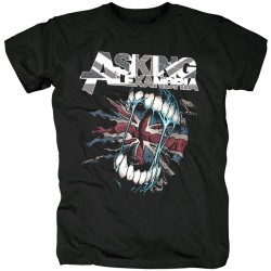 Tricou Asking Alexandria: Flag Eater