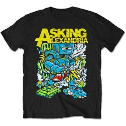Tricou Asking Alexandria: Killer Robot