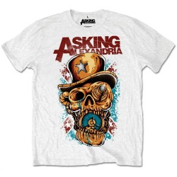 Tricou Asking Alexandria: Stop The Time