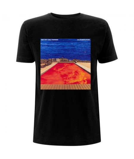Tricou Unisex Red Hot Chili Peppers: Californication